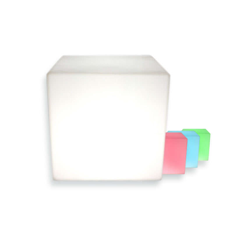 Cubo luminoso led LITEN KUB RGB, RGB